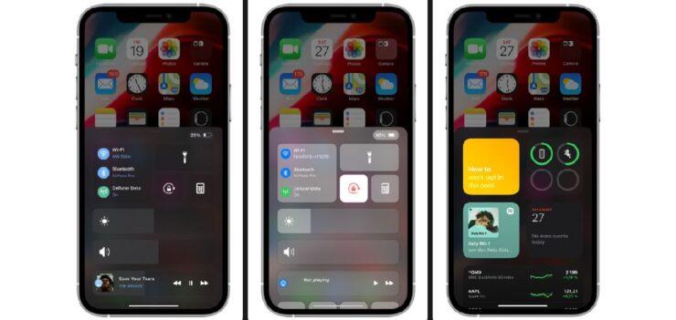 BigSurCenter Jailbreak Tweak for iPhone and iPad