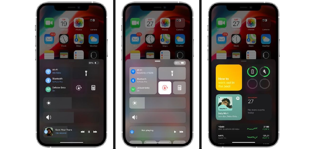 This Jailbreak Tweak Gives Your iPhone or iPad a macOS Big Sur Inspired Control Center