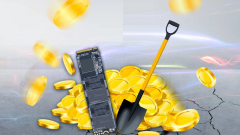 Chinese Manufacturers Start Production of Dedicated Cryptocurrency Mining SSDs As Chia Coin Gains Popularity