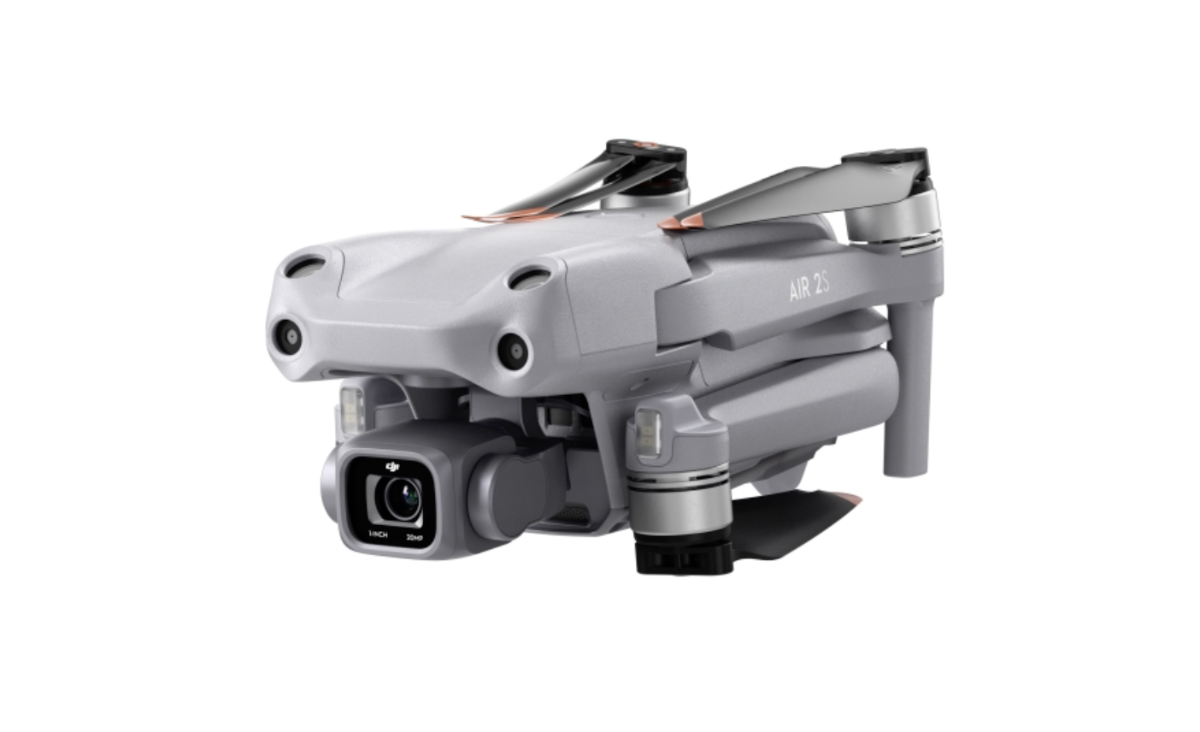 DJI Air 2s is now official