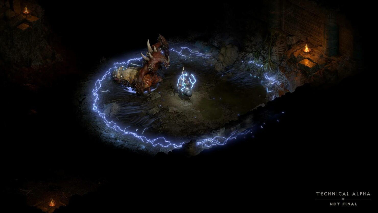 Diablo 2 Resurrected Technical Alpha 14