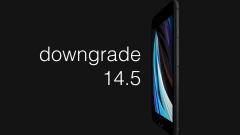 downgrade-ios-14-5