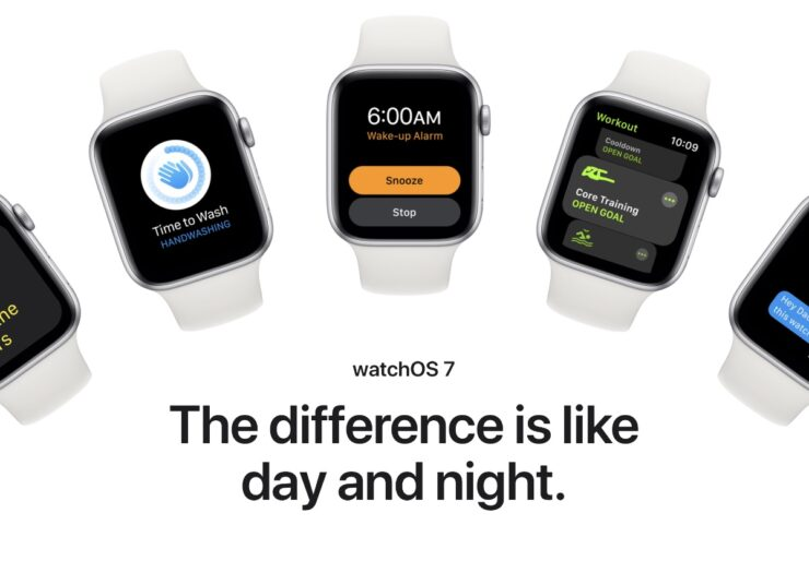 Download watchOS 7.4 today for Apple Watch