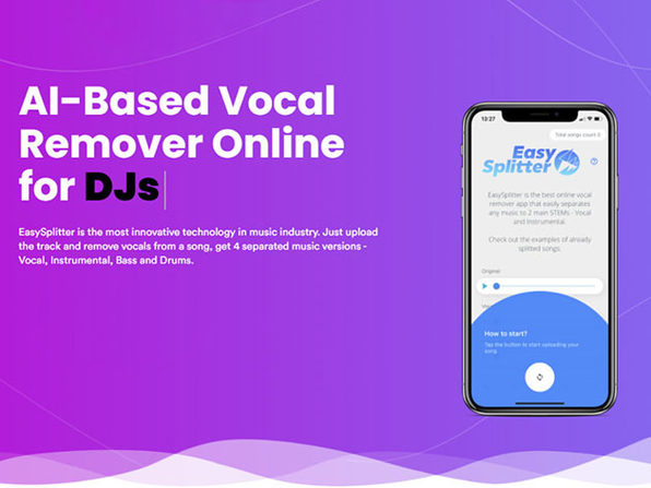 EasySplitter Pro Vocal Remover Lifetime Subscription