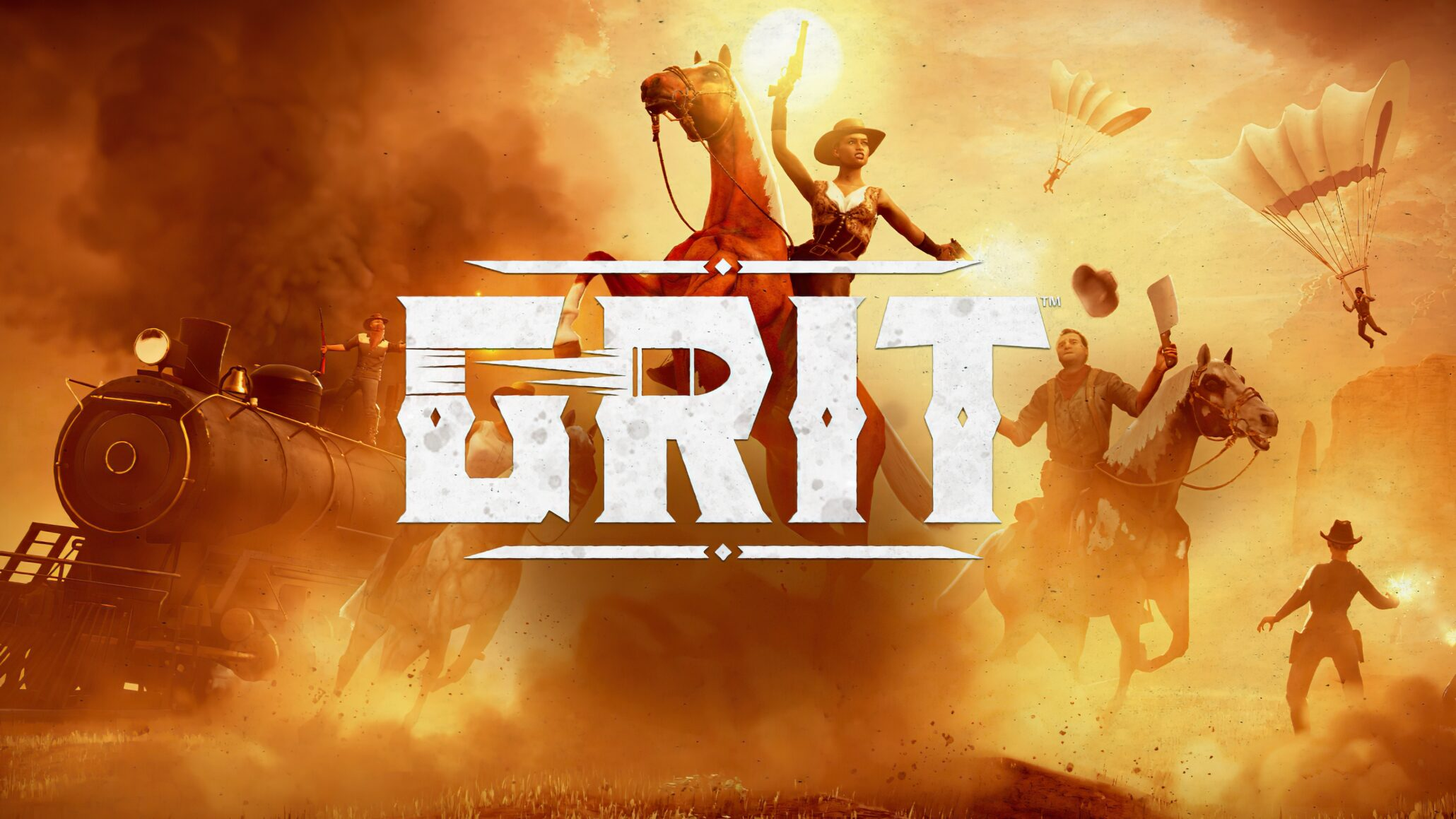 GRIT Is a Wild West Battle Royale with DLSS Support Whose Beta Starts Today  on Steam
