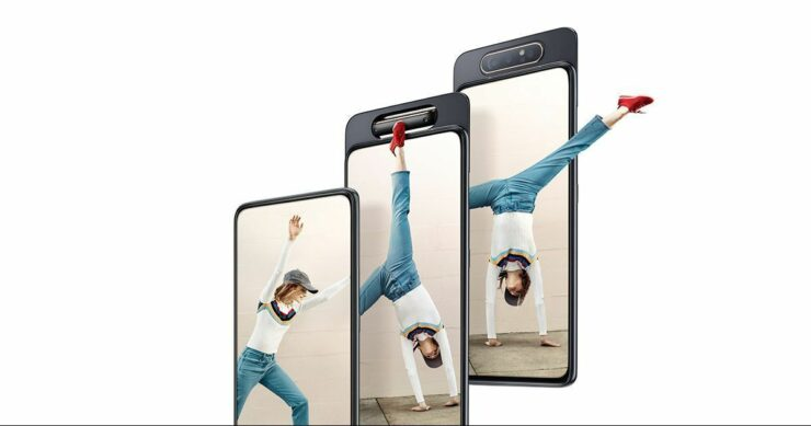 Galaxy A82 Could be the Mid-Range Flagship in the Revered A Series