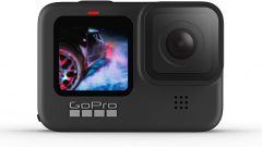 GoPro's Latest & Greatest HERO9 Black With Dual-LCD Screen, 5K Video Recording, More Is Down to $349.99 [$100 Off]