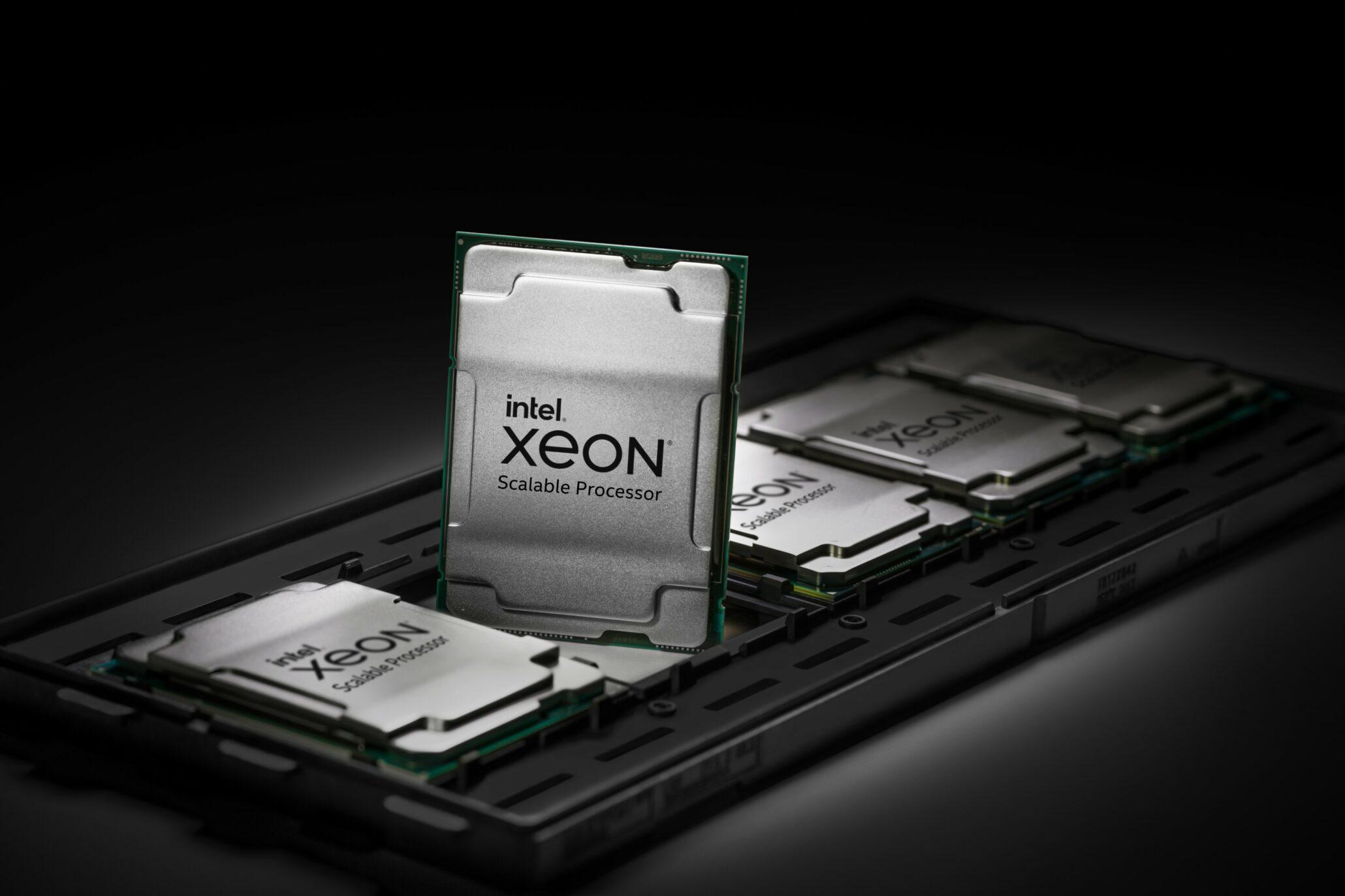 Опубликована подробная информация о процессорах Intel Xeon Sapphire Rapids-SP 4-го поколения