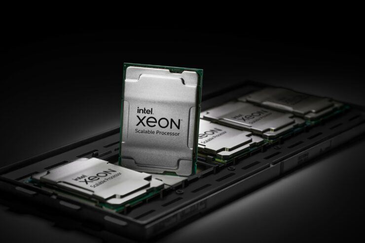 Intel 4th Gen Xeon Sapphire Rapids-SP CPU
