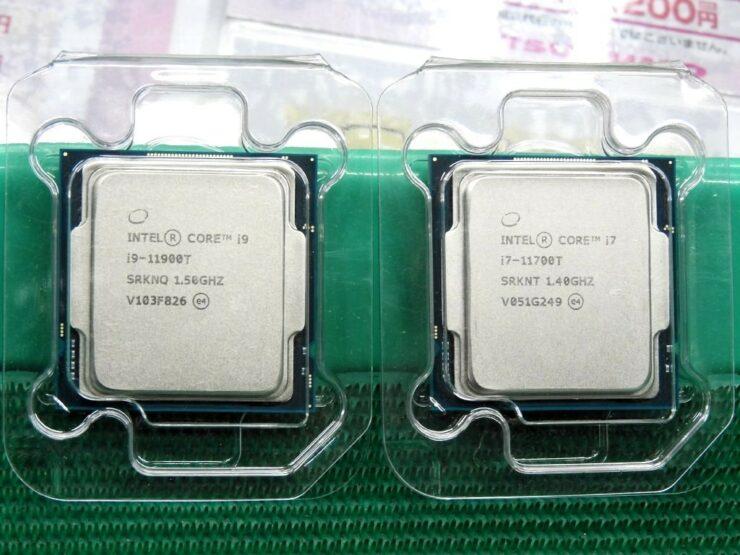 Intel's 35W Rocket Lake Desktop CPUs Launch in Asian Pacific & European Markets