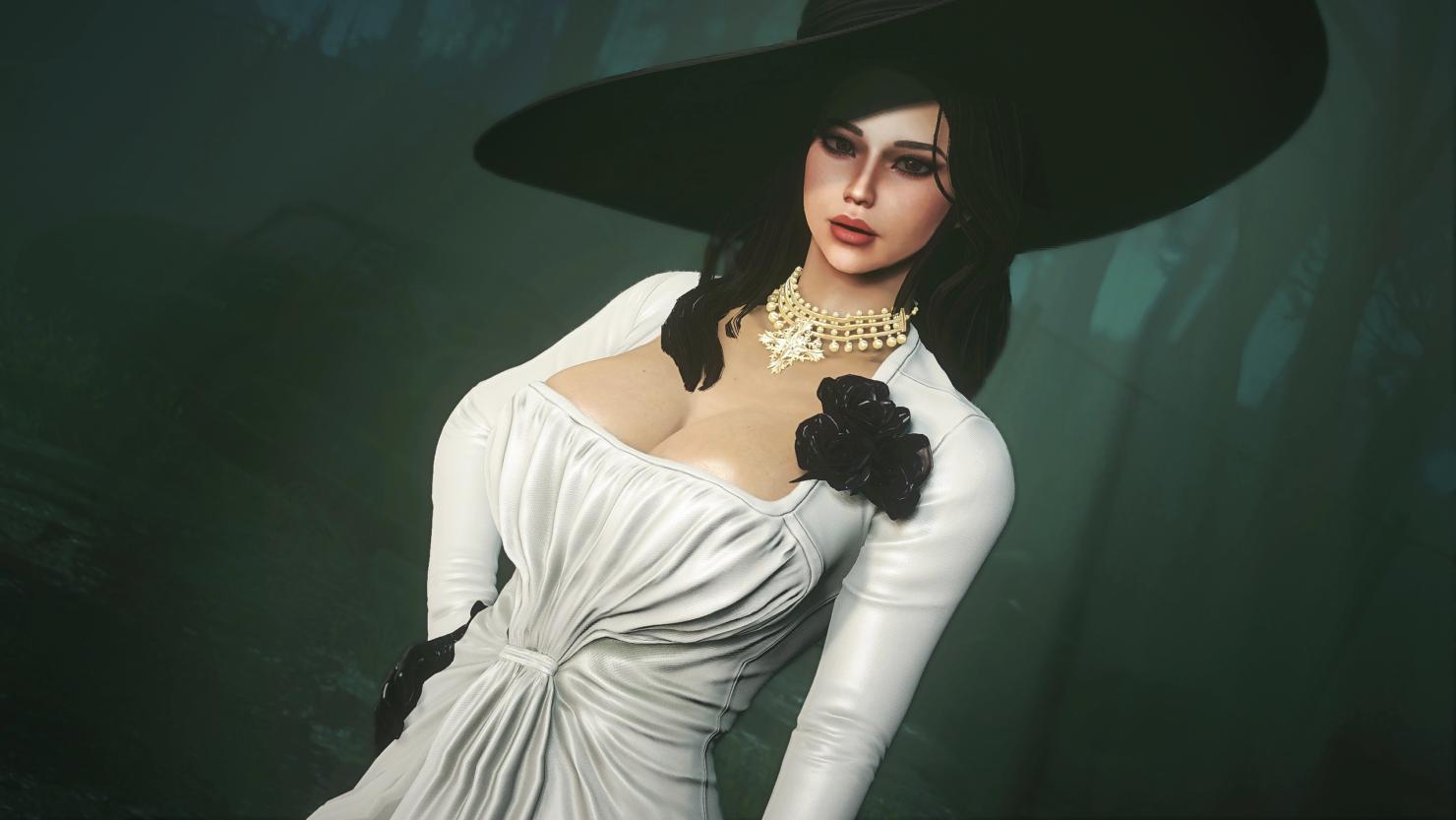 lady-dimitrescu-fallout-4-mod-1