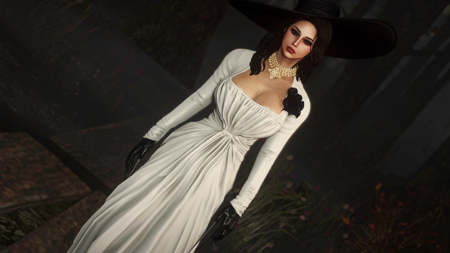 lady-dimitrescu-fallout-4-mod-2