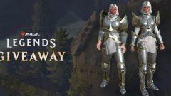 Magic Legends Crusader Armor Pack