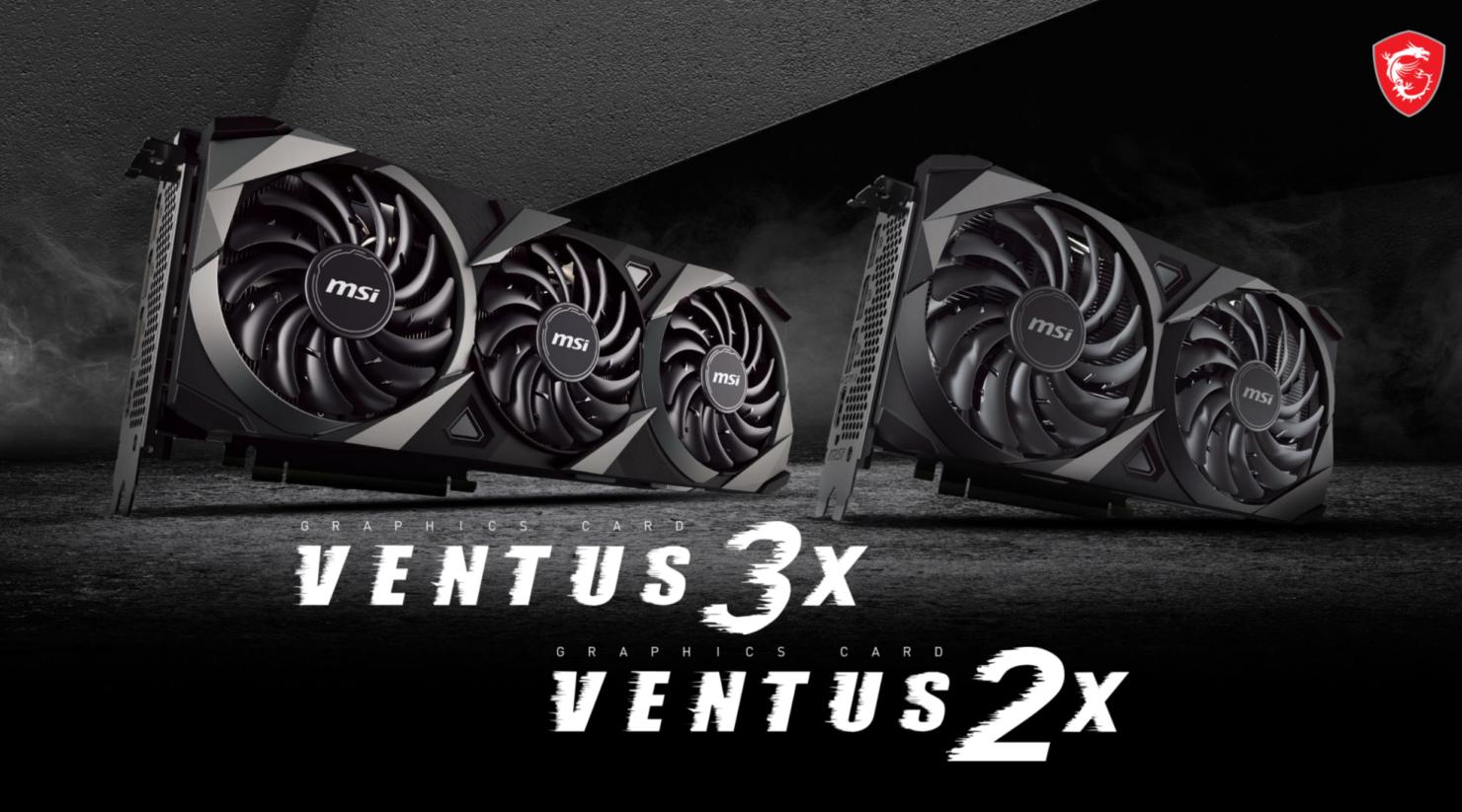 MSI GeForce RTX 3080 Ti Ventus 3X OC 12 GB NVIDIA Graphics Card
