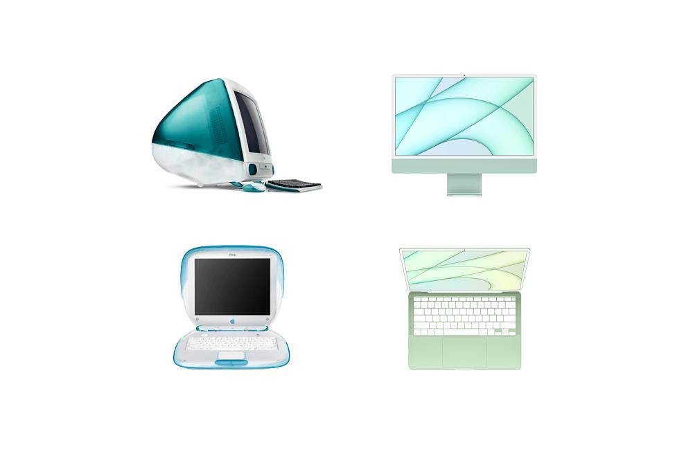 MacBook Air Concept M1 iMac