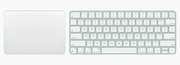 Apple Spring Loaded Accessories