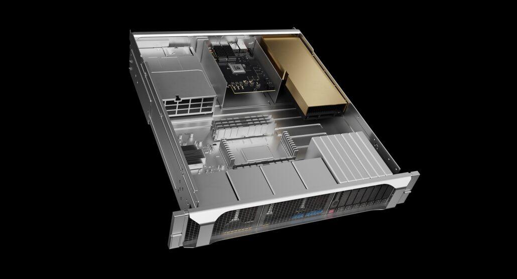 NVIDIA A10 & A30 Tensor Core Ampere GPUs 1
