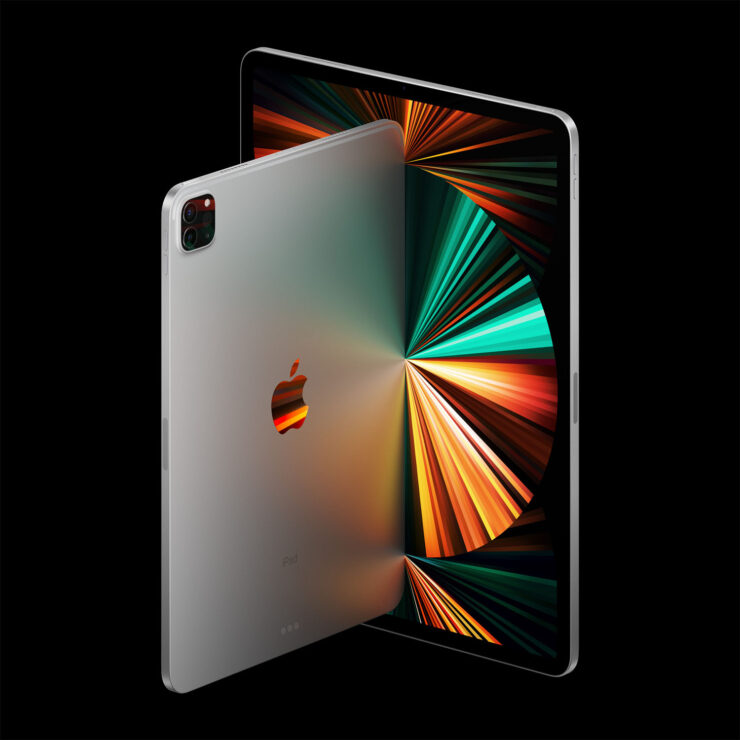 The New 12.9-inch iPad Pro Features an All-New Liquid XDR mini-LED, With 5G Support and 5nm M1 Chip