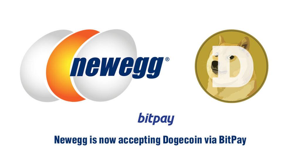 Newegg Dogecoin Official