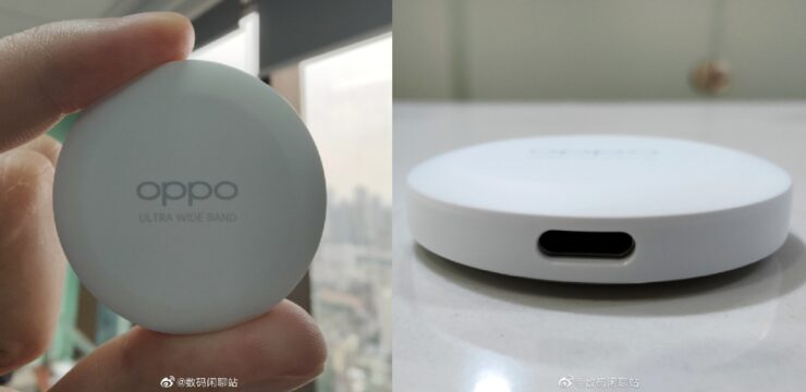Oppo Smart Tag leaks, shows USB-C port and built-in battery