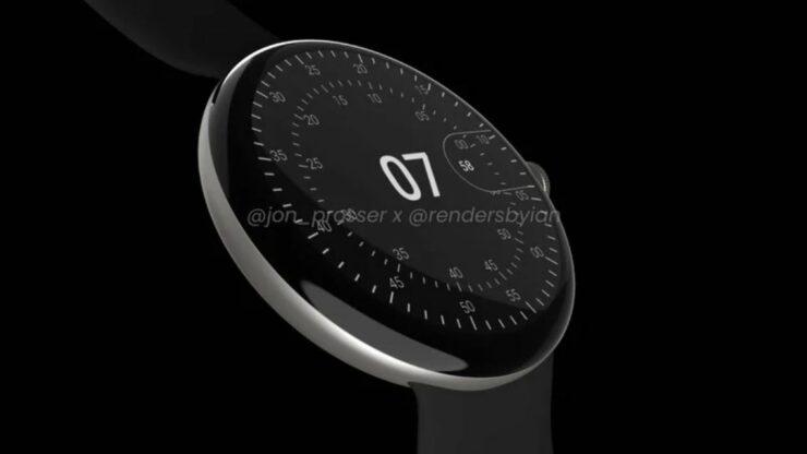 Google Pixel Watch Design and Release