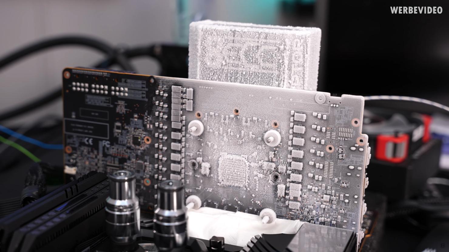 AMD Big Navi 21 XTXH on PowerColor Radeon RX 6900 XT Liquid Devil Ultimate Achieves 3.2 GHz GPU Frequency World Record