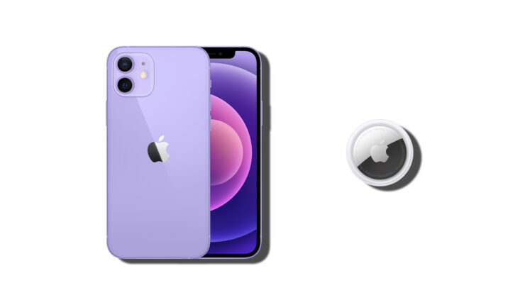 You Can Now Pre-Order Apple's AirTags and Purple iPhone 12