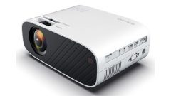 60000 Lumen Mini Wi-Fi Multi-Port Projector