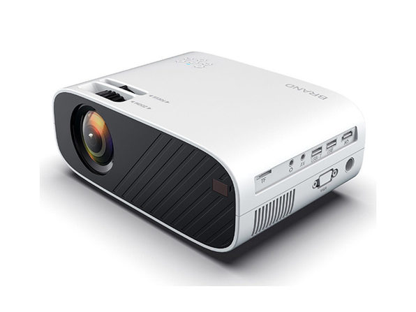 60000 Lumen Mini Wi-Fi Multi-Port Projector