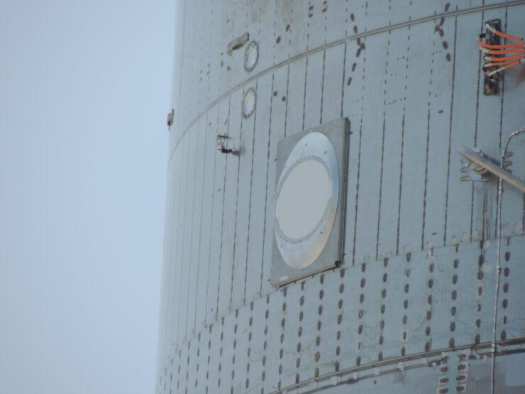 Nave espacial SpaceX sn15-plato-starlink-1