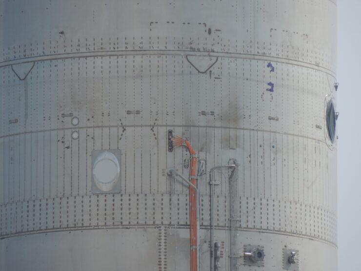Nave espacial SpaceX sn15-starlink-2-carter-goode