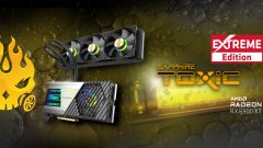 Sapphire Launches Radeon RX 6900 XT TOXIC Extreme Edition Graphics Card With Over 2.7 GHz Overclock