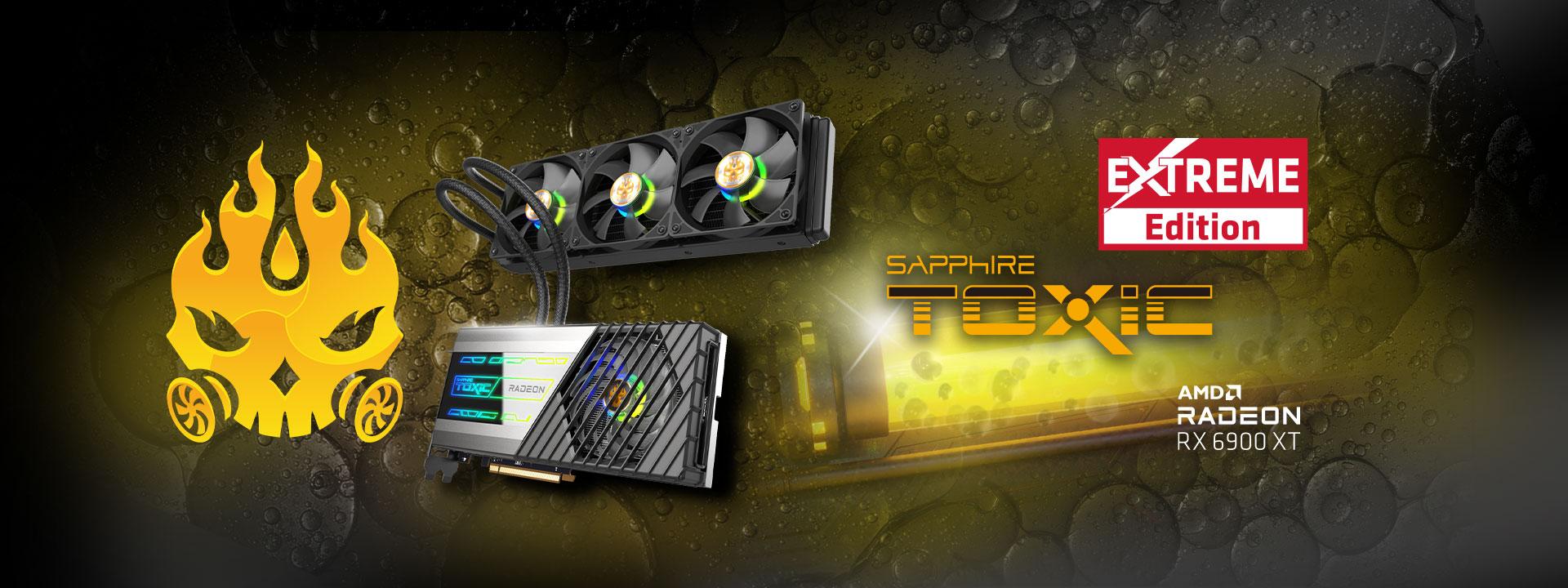 Sapphire Meluncurkan Radeon RX 6900 XT TOXIC Extreme Edition Graphics Card Dengan Overclock Lebih dari 2,7 GHz