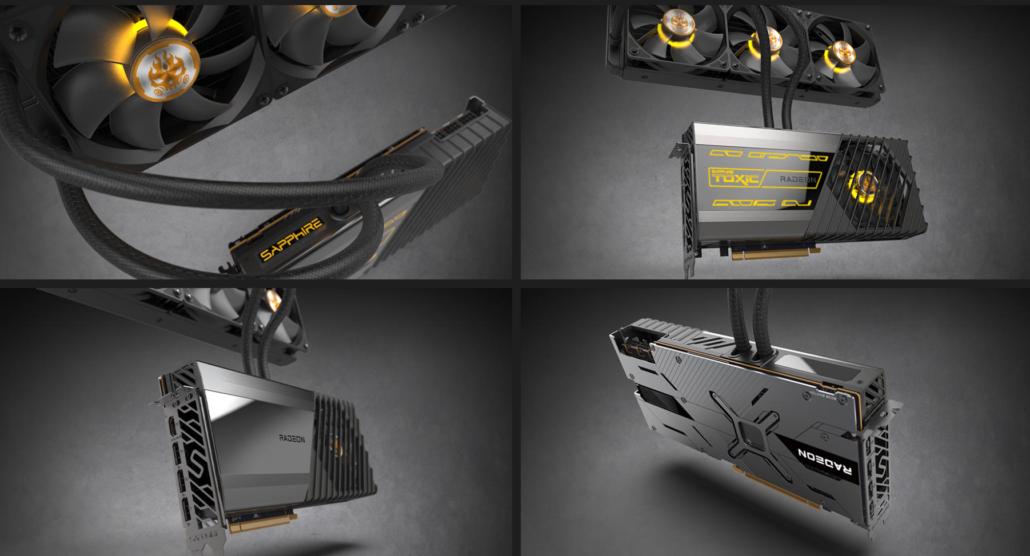 Sapphire Launches Radeon RX 6900 XT TOXIC Extreme Edition Graphics Card With Over 2.7 GHz Overclock 1
