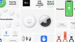 Apple AirTags Announced