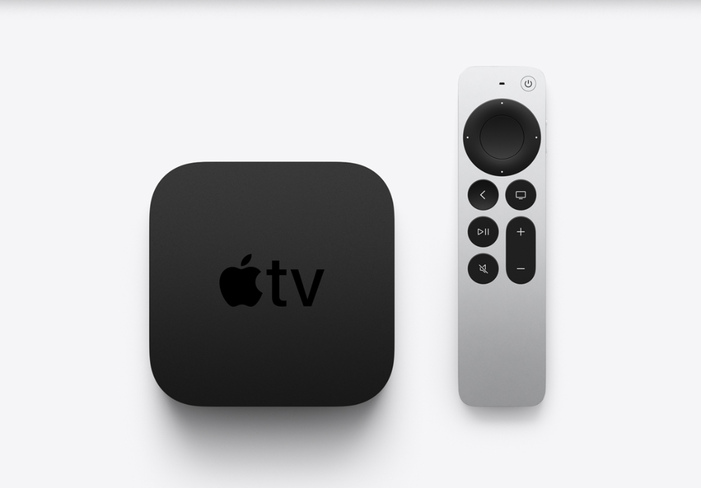 New Siri Remote drops support for accelerometer and gyroscope sensors