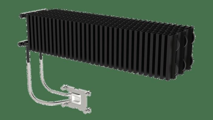 Streamcom SG10 Fully Fanless PC Case Chassis For Desktop PCs
