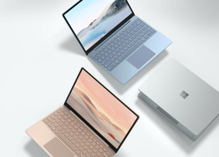 Microsoft's Surface Laptop 4 Gets FCC Approval for Four New Variants to Be Sold in the U.S.