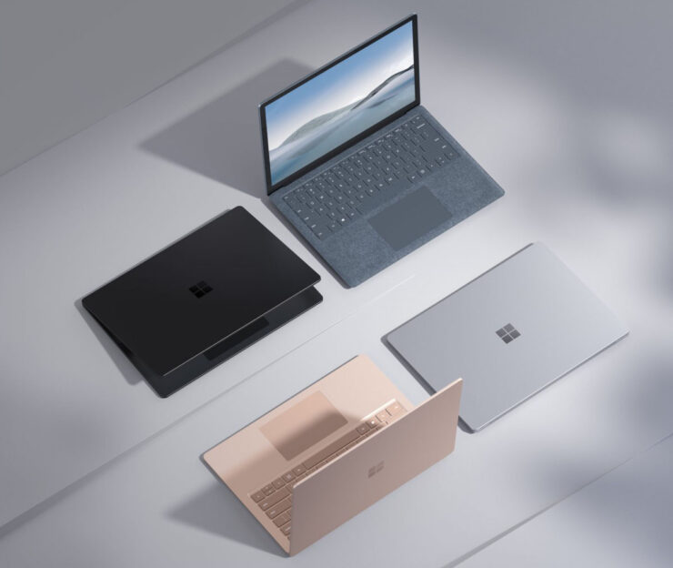 Microsoft's Much Improved Surface Laptop 4 Gets Compared With MacBook Air in Latest 30-Second Ad
