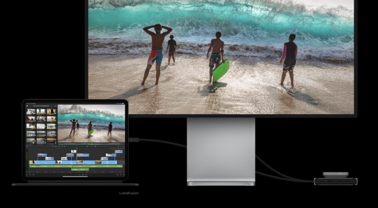2021 iPad Pro will not ship with a Thunderbolt 3 cable, just USB-C