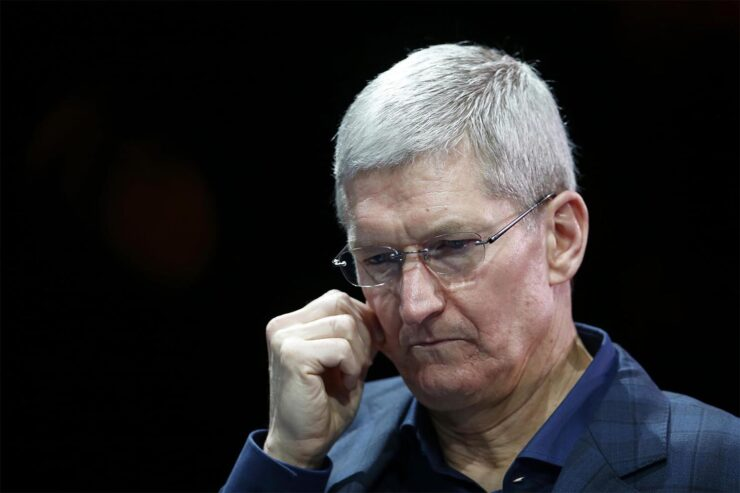 Apple CEO Tim Cook Thinks He Will Not Be Running the Company in 10 Years' Time