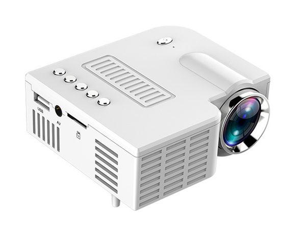 Ultra HD 1080P Wireless Intelligent Home Projector