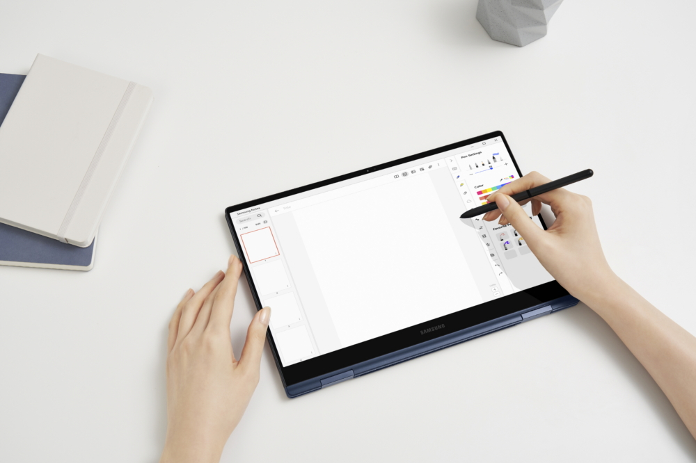 Galaxy Book Pro and Galaxy Book Pro 360 Brings Accessible Computing and Next Gen Hardware to Everyone