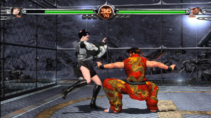 Virtua Fighter 5 Ultimate Showdown