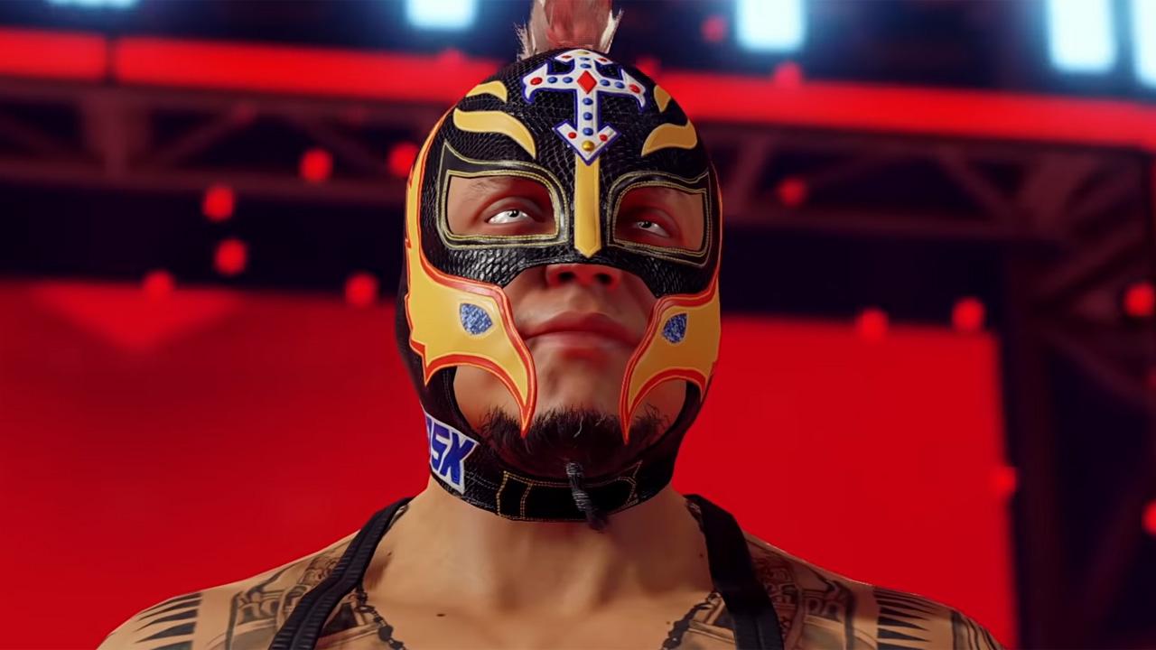 WWE 2K22
