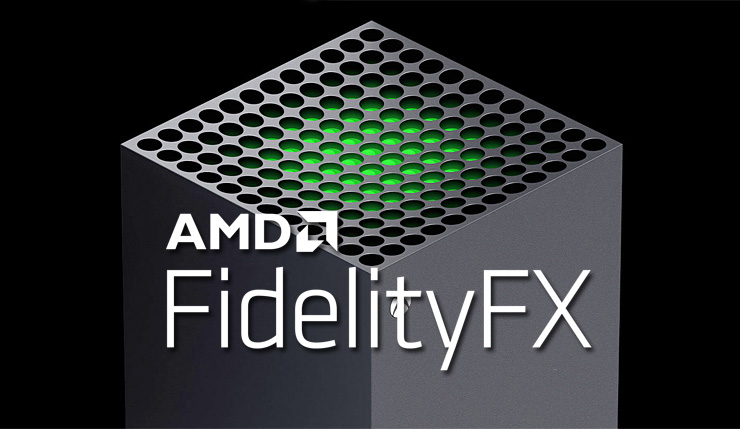 Xbox Developers Now Have Full Access to AMD FidelityFX Tools
