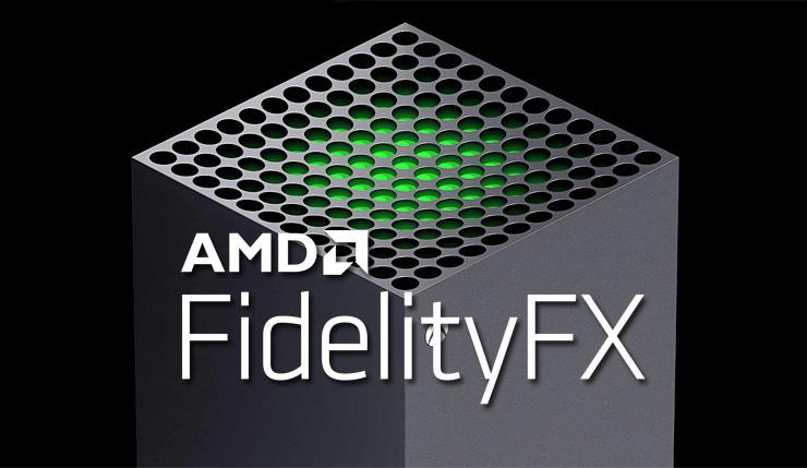 Xbox AMD FidelityFX