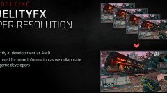 AMD Super Resolution