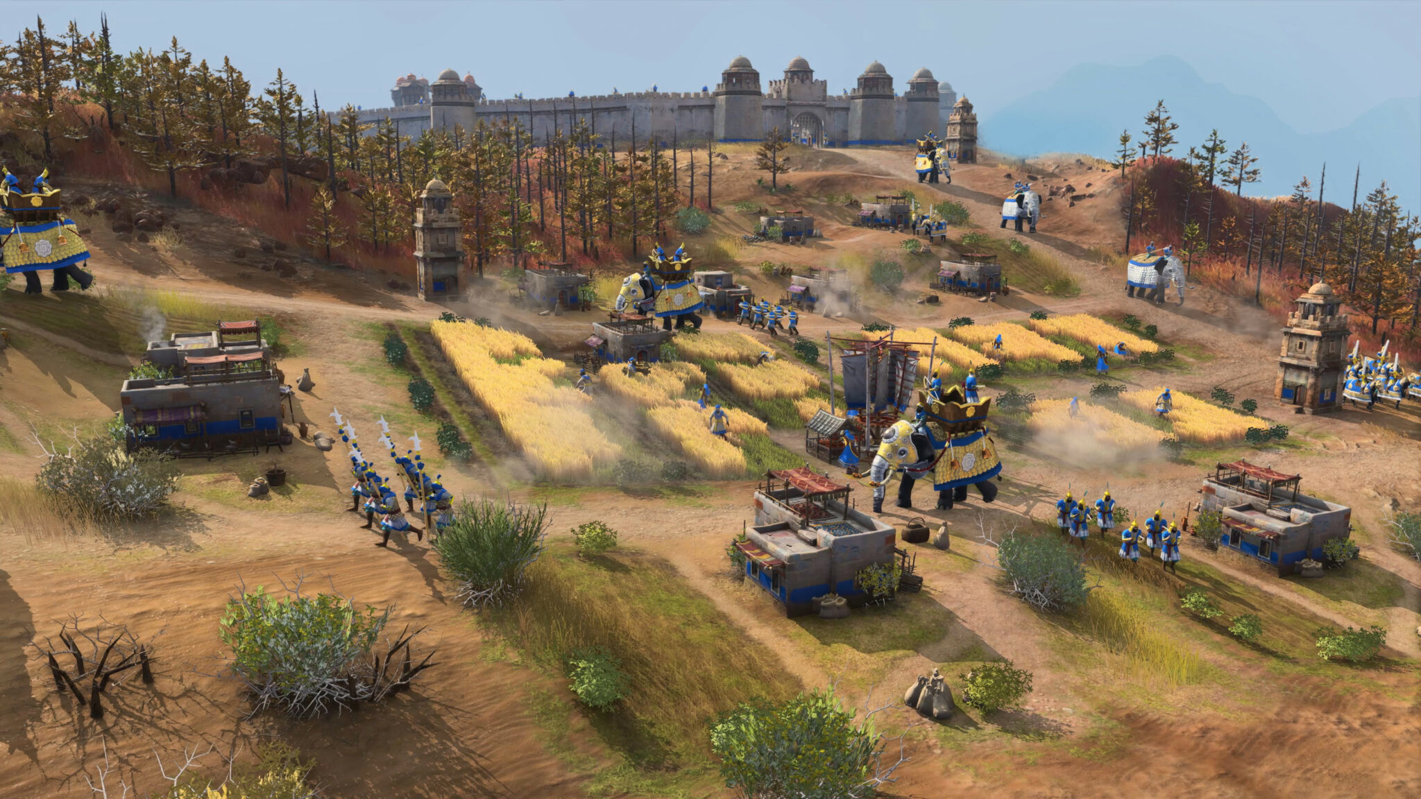 Age of Empires IV Release Window Set to Fall 2021; New Gameplay Out Now