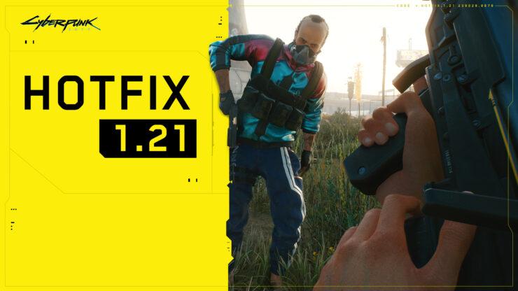 Cyberpunk 2077 Update